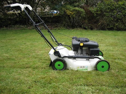 Etesia ME53C mulching mower as used by Eco Garden Maintenance (Tadcaster).