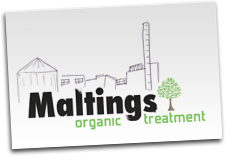 Eco Garden Maintenance are very excited by the Maltings organic waste treament site at South Milford near Selby.